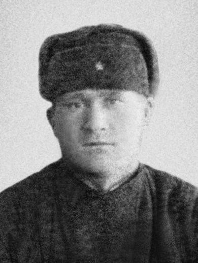 Парфёнов Никита Кресантьевич