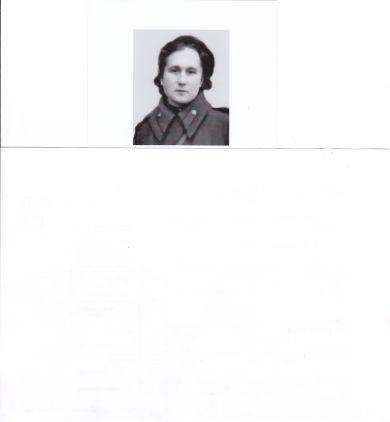 Немчикова (Маштакова) Александра Николаевна
