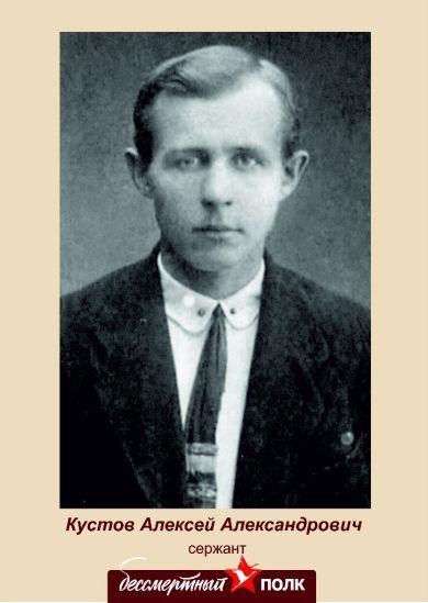 Кустов Алексей Александрович