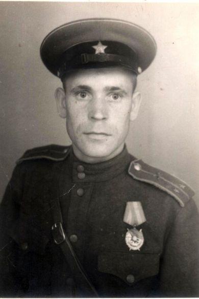 Матвеев Иван Никифорович