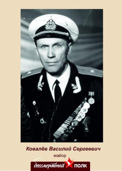 Ковалев Василий Сергеевич