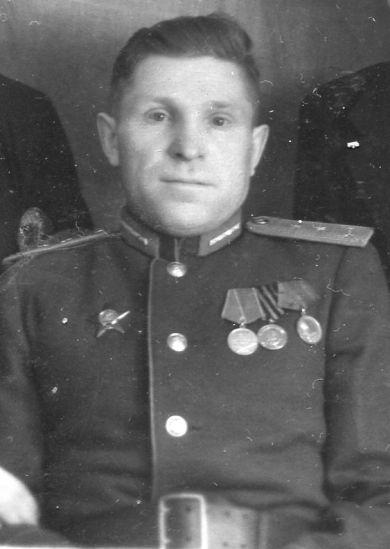 Ёлочкин Аким Гаврилович участник войны