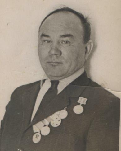 Якимов Иван Иванович