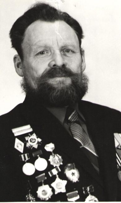 Бажуков Вениамин Алексеевич