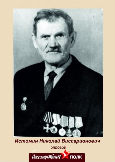 Истомин Николай Виссарионович