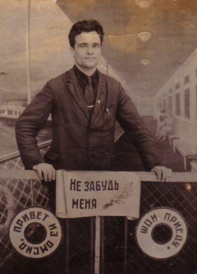 Кулик Тихон Тарасович