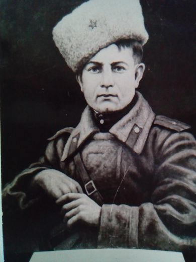 Лебедев Алексей Фёдорович