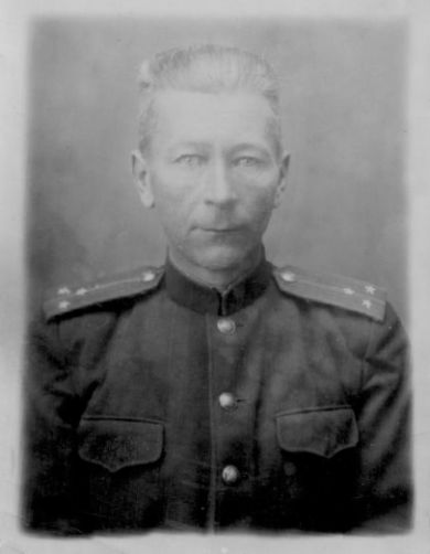 Орехов Фёдор Иванович