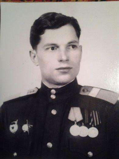 Жустарев Василий Михайлович