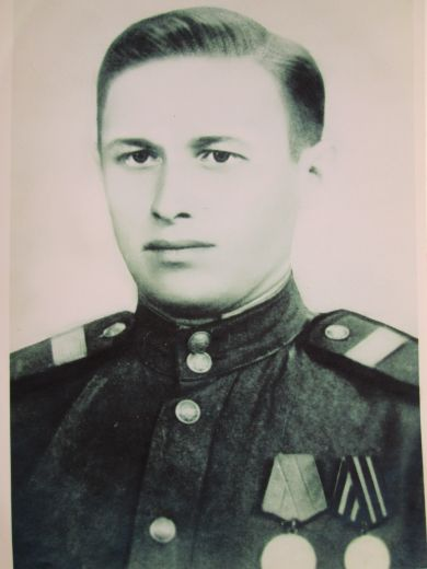 Айсин Зариф Шакирович