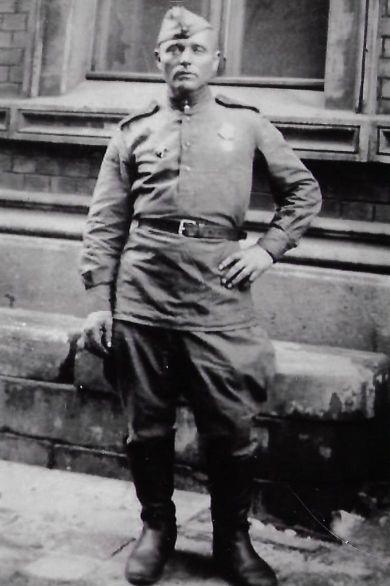 Меркушин Егор Егорович