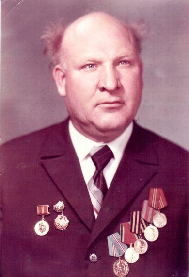 Рыжих Егор Кузьмич