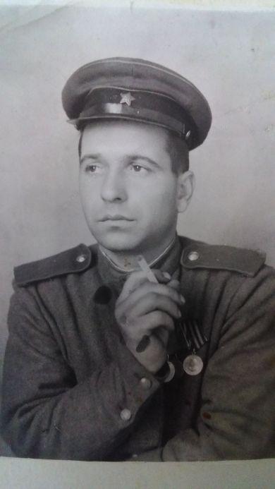 Щеглов Иван Михайлович