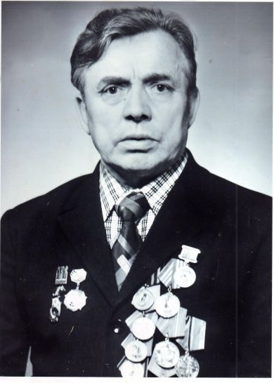 Ларионов Сергей Михайлович