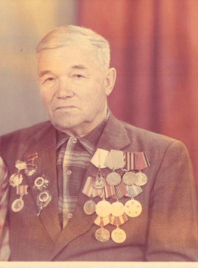 Березин Николай Федорович