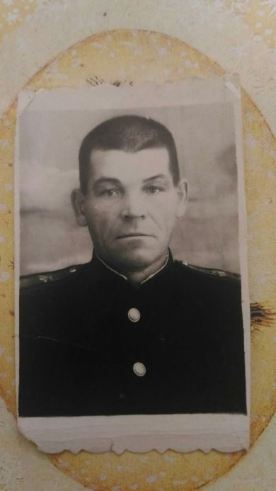 Кузихин Павел Федорович