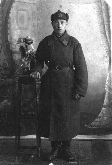 Попов Василий Михайлович
