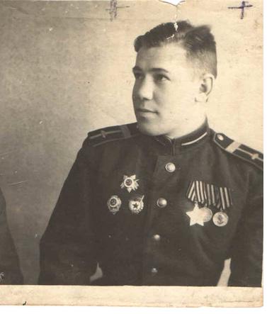 Кияев Михаил Федорович