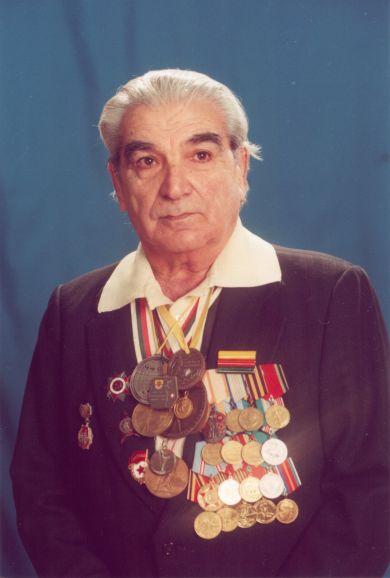 Казаджиев Геннадий Карпович