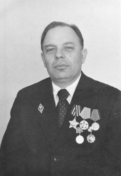 Скурыдин Николай Михайлович