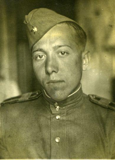 Синайский Николай Сергеевич