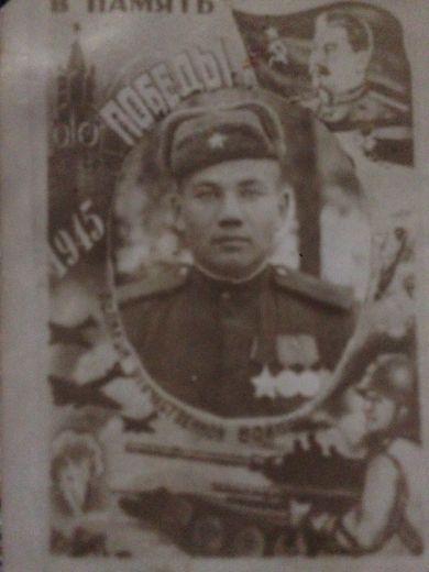 Минашкин Михаил Захарович