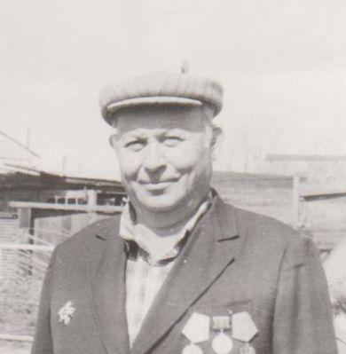 Сорокин Николай Яковлевич