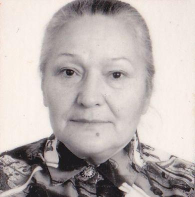 Монахова Валентина Павловна