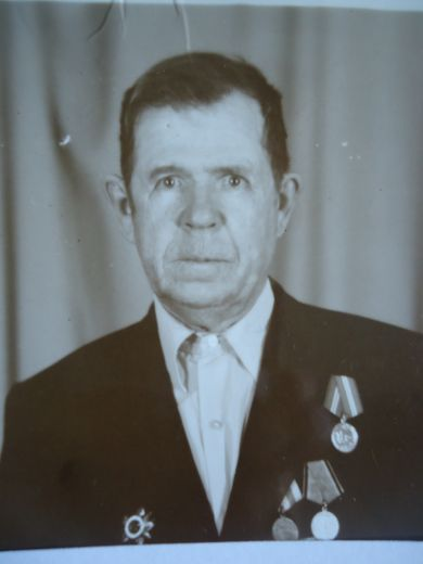 Федин Павел Михайлович