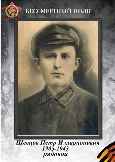 Шевцов Петр Илларионович