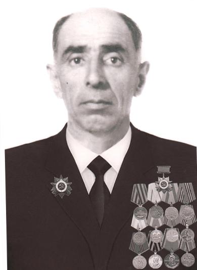 Гедгафов Амерби Мухамедович