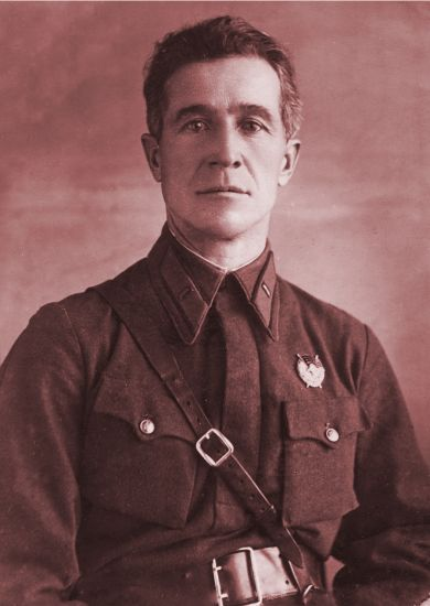 Жарков Тимофей Никонорович