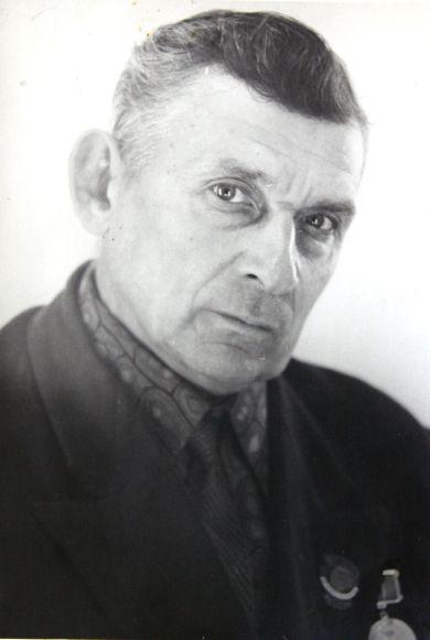Морозов Степан Иванович
