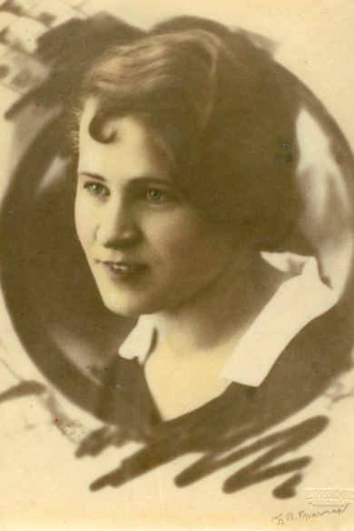 Тимонина Мария Николаевна