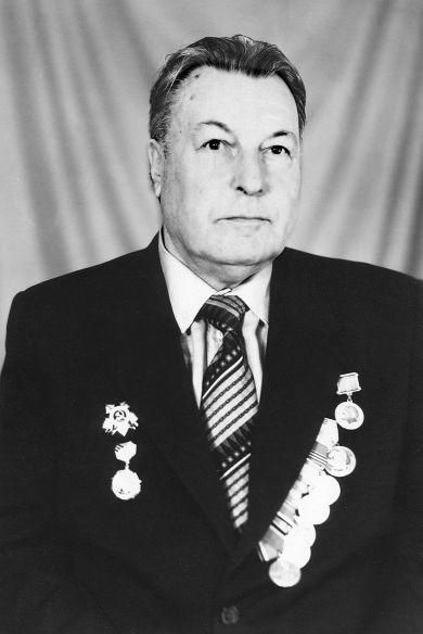 Виноградов Юрий Дмитриевич