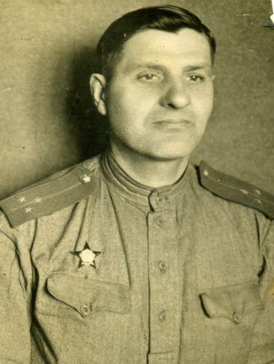Егоренко Семён Иванович