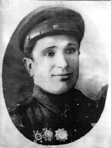 Моженко Филипп Устинович