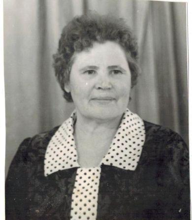 Громова (Предеева) Елизавета Петровна