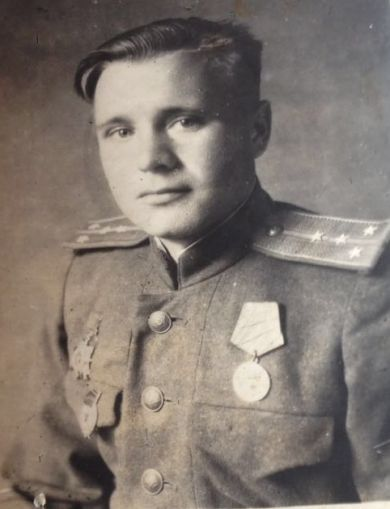 Стрункин Иван Сергеевич