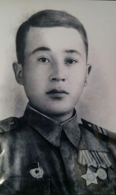 Аубакиров Ахим