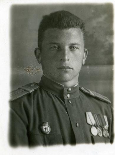 Чекалин Борис Иванович