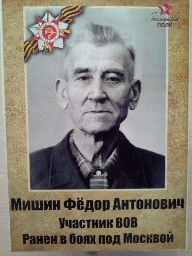 Мишин Федор Антонович