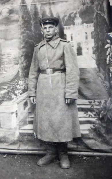 Шишкин Павел Алексеевич