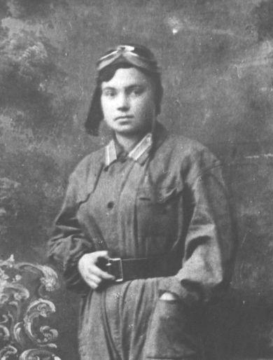 Полякова Александра Павловна