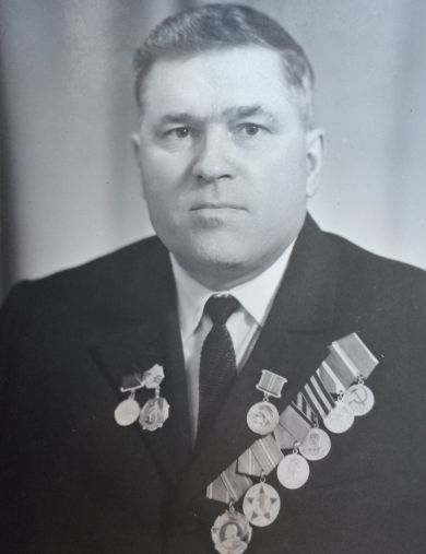 Очаковский Петр Анфиногенович