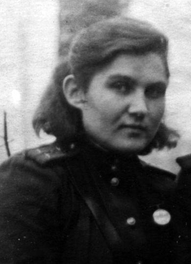 Мосина Мария Петровна
