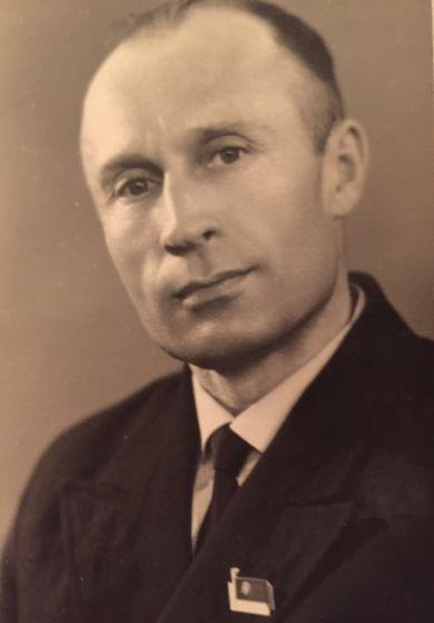 Елисеев Пётр Егорович