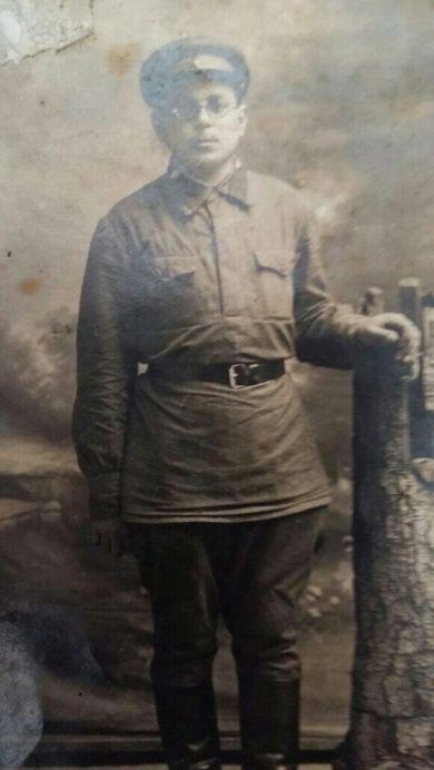 Абрамов Михаил Александрович