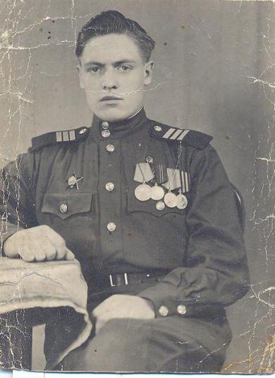Аникин Владимир Алексеевич
