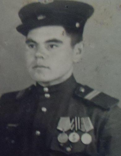 Деев Григорий Макарович